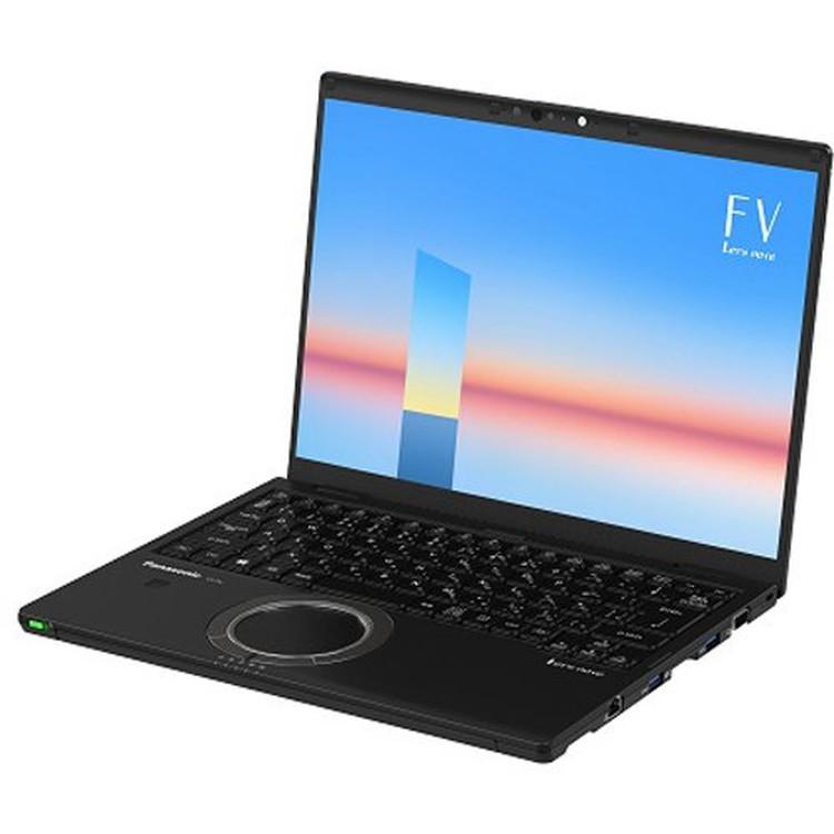 【パナソニック】 CF-FV1GFNQR メモリ 16GB/SSD 512GB/ブラック