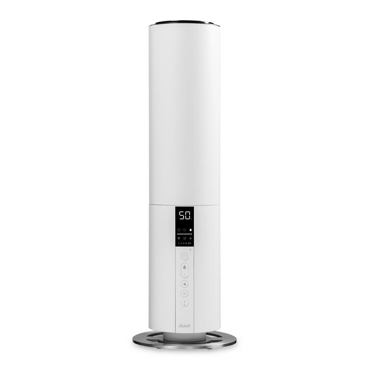 【ツカモトコーポレーション】Beam(ビーム)タワー型超音波式加湿器 約)220×220×675mm ホワイト