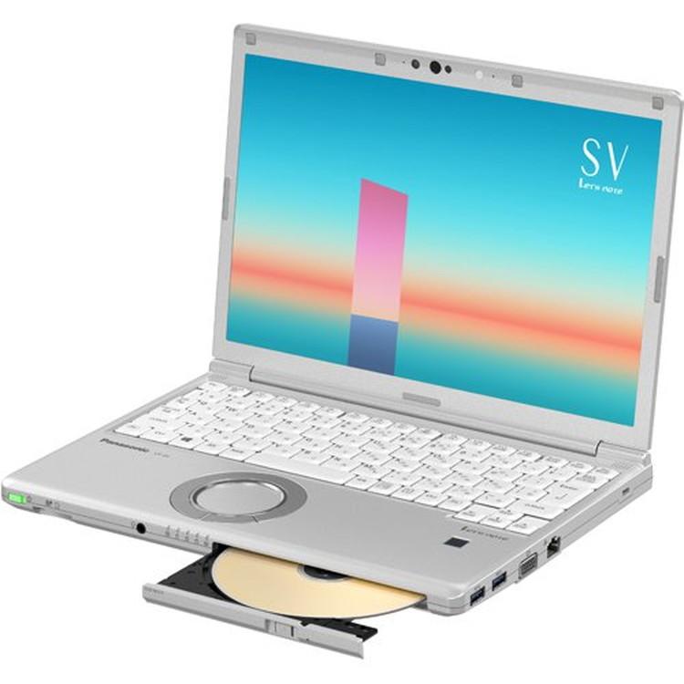 【パナソニック】CF-SV1FDSQR 12.1型/メモリ 8GB/SSD 256GB/シルバー