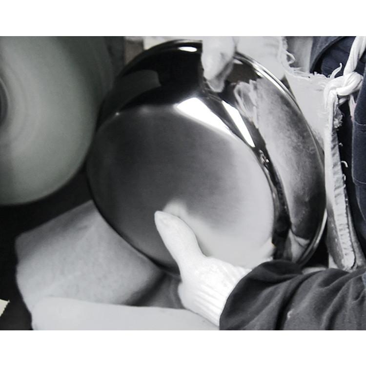 【ウルシヤマ金属工業】IHデュオセットB シルバー