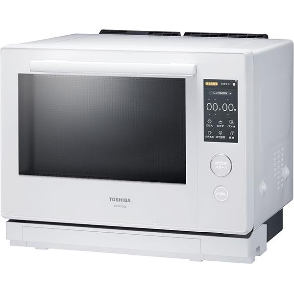【東芝】ER-WD7000(W) 過熱水蒸気オーブンレンジ 石窯ドーム グランホワイト