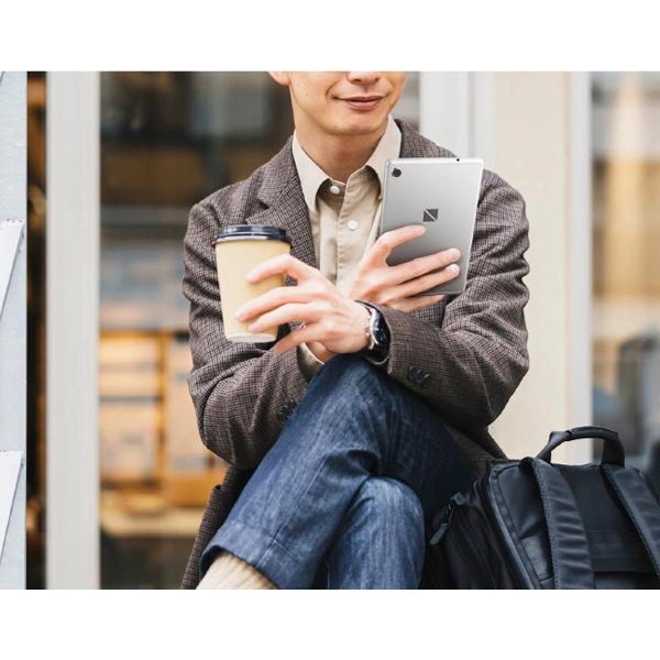【NEC 】PC-T0875CAS LAVIE Tab 8型/メモリ 6GB/128GB/Android 11/シルバー]